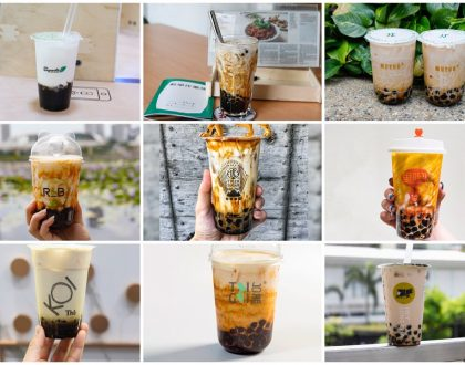 12 Brown Sugar Milk In Singapore 🐸 x 🥛 - From Tiger Sugar, R&B Tea, KOI, To MuYoo