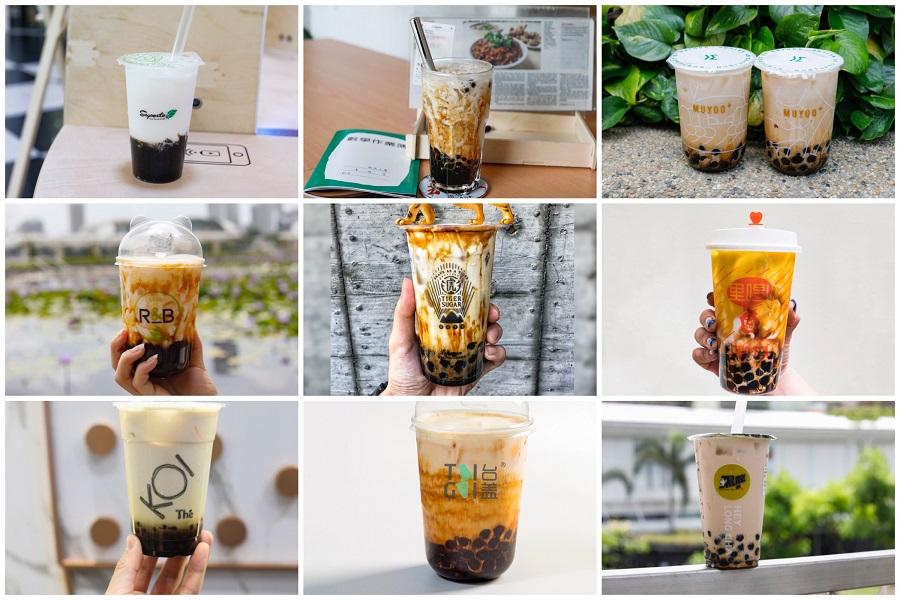 12 Brown Sugar Milk Tea In Singapore 🐸 x 🥛 - From Tiger Sugar, R&B Tea, KOI, To MuYoo