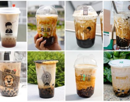 20 Brown Sugar Milk Drinks In Singapore - From Tiger Sugar, HeyTea To R&B Tea, Which Is Your Favourite?