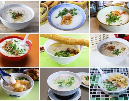 10 Must-Try Congee In Singapore - From Ah Chiang's Porridge, Sin Heng Kee, To Zhen Zhen