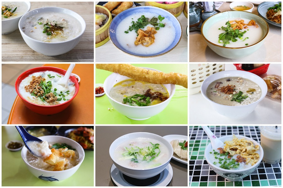 10 Must-Try Congee In Singapore - From Ah Chiang's Porridge, Sin Heng Kee, To Zhen Zhen