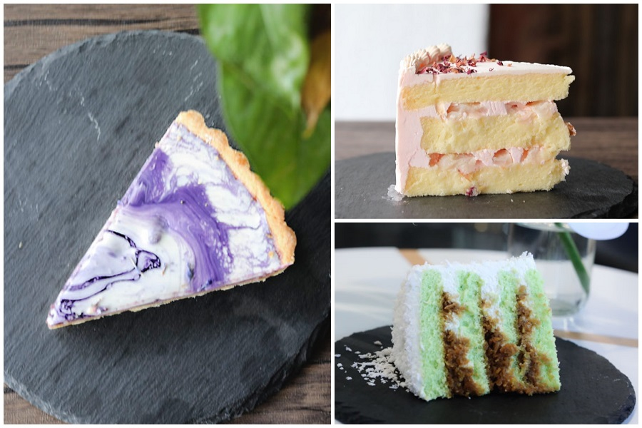 C Plus Café – Understated Café That Gathers The Best Cakes From Various Home-Bakers, At Rangoon Road