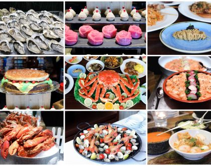 Edge – Sunday Champagne Brunch, With Indulgent Spread From Alaskan King Crab, Penang Signatures & Thai Delights