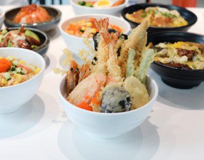 Kogane Yama – 9 NEW Donburi With Nothing Above $15, Includes Aburi Salmon Mentai And Unagi Avocado Don
