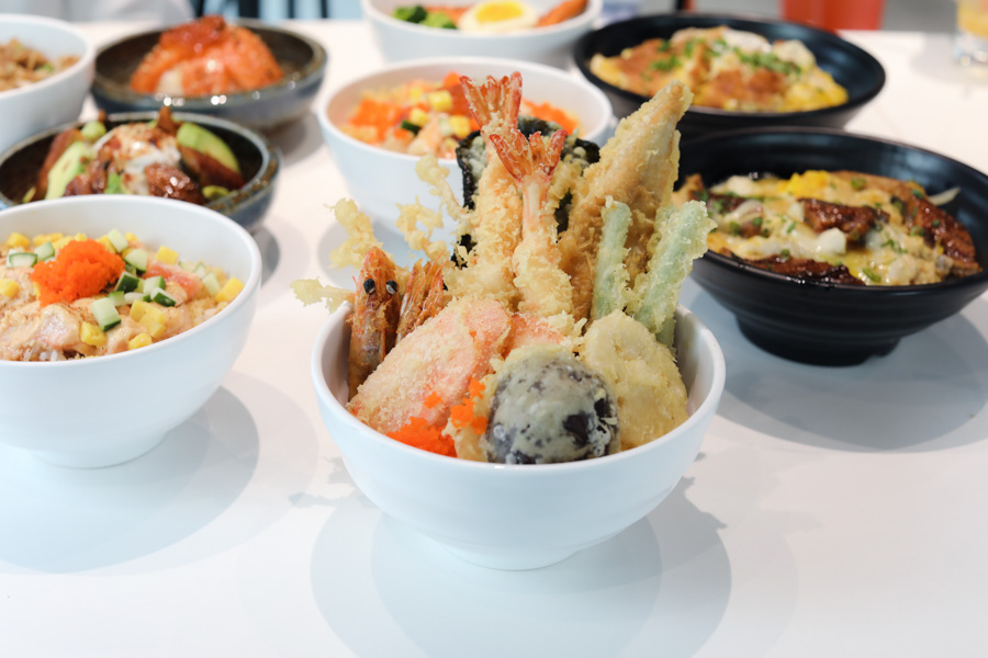 Kogane Yama – 9 NEW Donburi With Nothing Above $15, Includes Aburi Salmon Mentai And Unagi Avocado Don