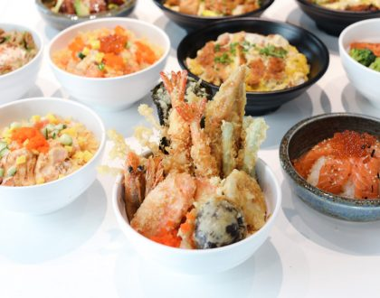Kogane Yama – 9 NEW Donburi With Nothing Above $15. Plus FREE Chawanmushi and Miso Soup With Every Order