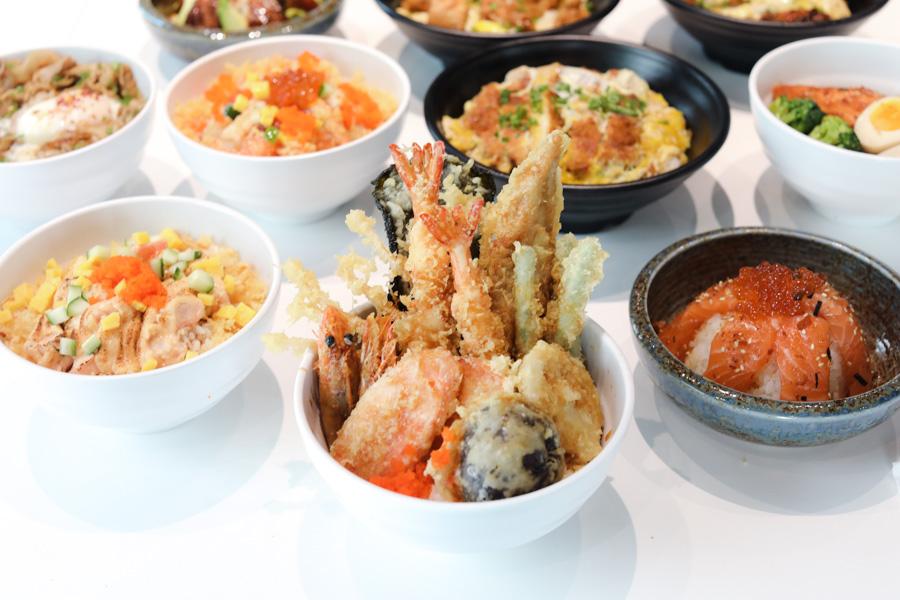 Kogane Yama – 9 NEW Donburi With Nothing Above $15. Plus FREE Chawanmushi and Miso Soup With Every Order