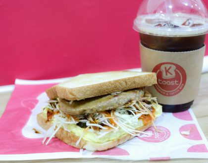 "KToast - Korean Sandwich Cafe Opens At Clementi, Said To Be ""Totally 100% Korean Toast By Korean Chef"""