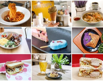 10 New Cafes In October - Cafes Serving Korean Toast, Sugar-Free Cakes, Sichuan Mala Brunch