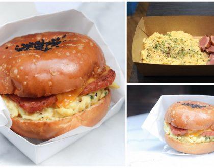 Scrambled – Scrambled Eggs Focused Café Offers Brioche Burgers And Egg Boxes, At Tanjong Pagar