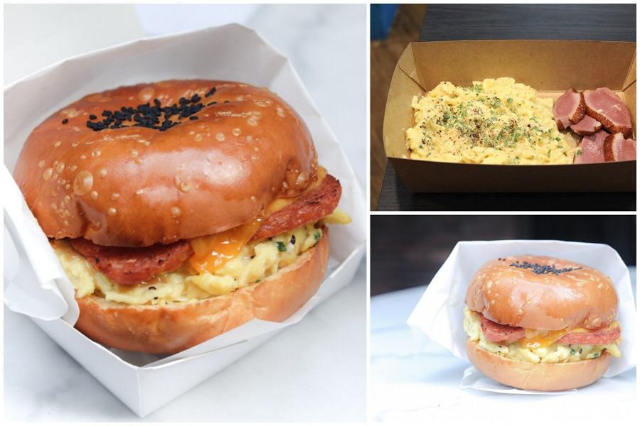 Scrambled – Scrambled Eggs Focused Café Offers Brioche Burgers And Egg Boxes, At Tanjong Pagar