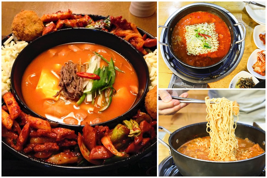 Shimsontang 심슨탕 - Popular Budae Jjigae (Army Stew) Restaurant Owned By Korean Celebrity Hwangbo, At Hongdae And Myeongdong