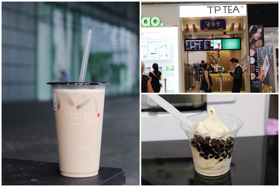 "TP-Tea – ""1st Halal Certified Taiwanese Bubble Tea In Singapore"", At Suntec City"
