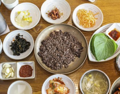 Yukjeon Hoekwan 역전회관 - Serving Traditional Beef Bulgogi For 3 Generations In Seoul, With Michelin Bib Gourmand