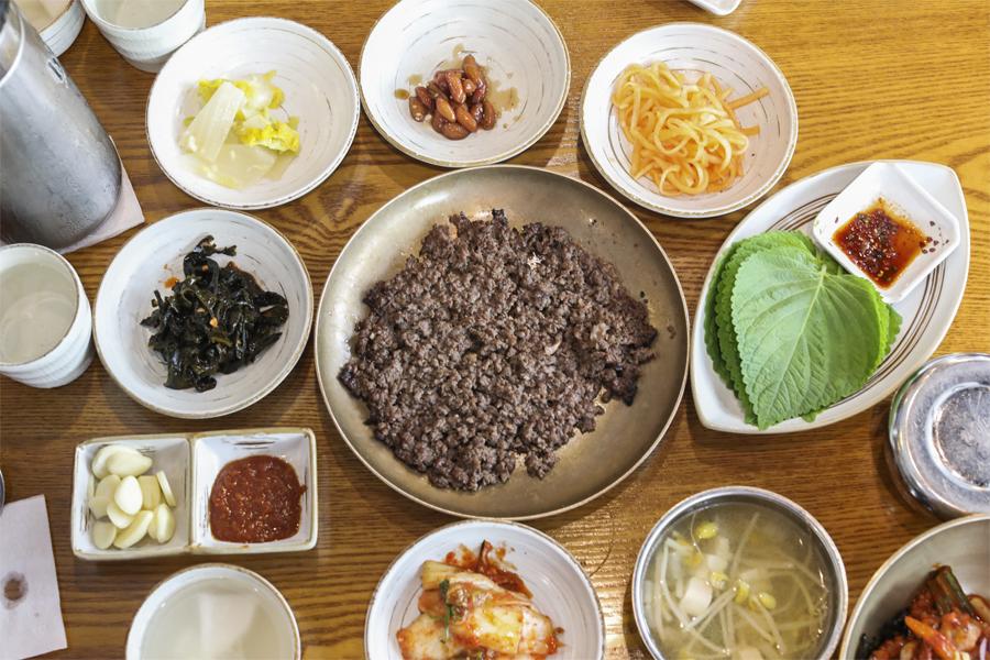 Yukjeon Hoekwan 역전회관 - Serving Traditional Beef Bulgogi For 3 Generations In Seoul, With Michelin Bib Gourmand