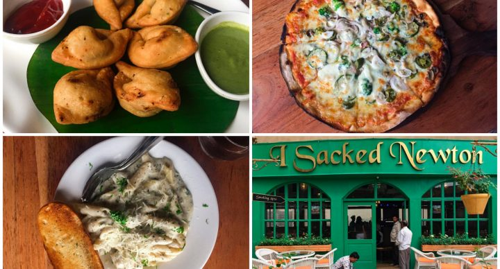 I Sacked Newton, Noida – Quirky Name With Multi-Cultural Hip Food At Logix Mall, India