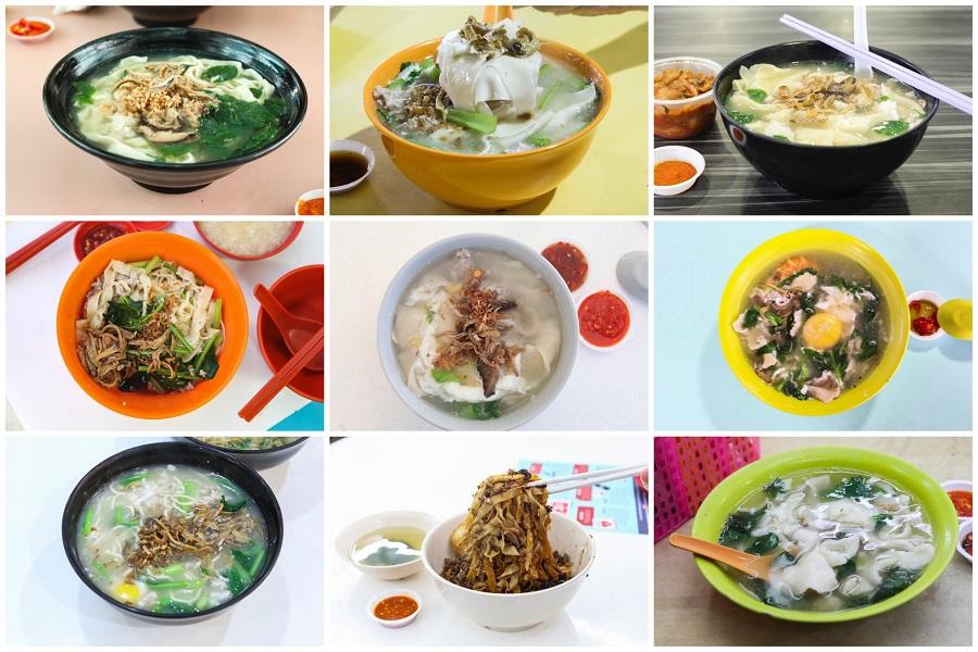 12 Must-Try Ban Mian In Singapore - L32 Geylang, China Whampoa, Qiu Lian Ban Mian, To One That Opens Till 3AM
