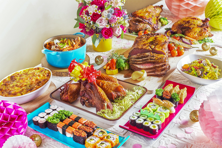 5 Best Buffet Caterers In Singapore With Attractive Promotions, To Satisfy Your Christmas Festive Catering Needs