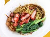 Chef Kang's Noodle House - Michelin Starred Chef Sells Wanton Noodles At Toa Payoh, And I Waited 2 Hours For A Bowl
