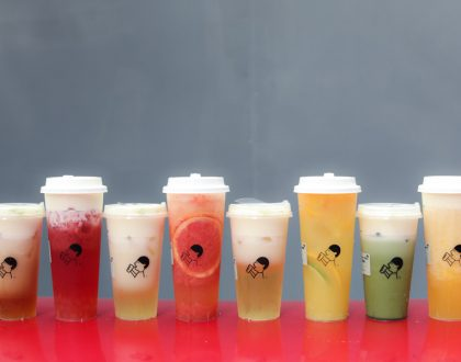 HEYTEA Singapore 喜茶 – China's Most Popular Cheese Tea Shop At ION Orchard. Buy 1 Get 1 FREE!