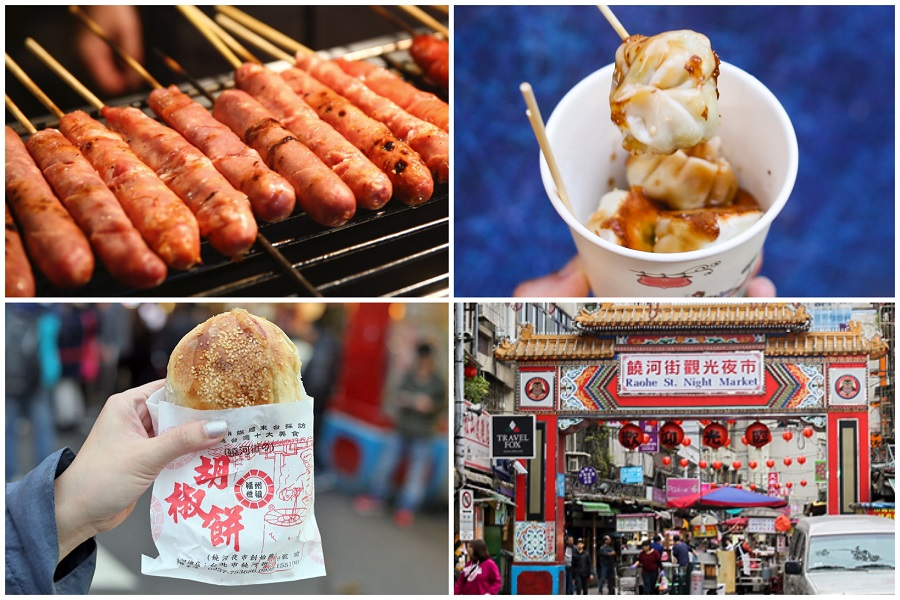 Raohe Night Market 饒河夜市 – Must Visit Night Market In Taipei, For Pepper Buns, Angus Beef Cubes And Stinky Tofu