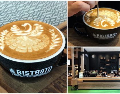 Ristr8to – Famous Café From Chiang Mai By World Latte Art Champion, Has Quietly Opened in Singapore
