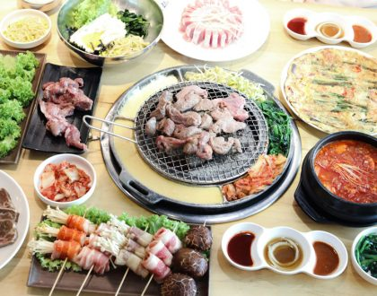 Seorae Korean Charcoal BBQ - Dine Like Korean Royalty With The Ultimate Mix King Set, Best Cuts Of Korean BBQ Meats