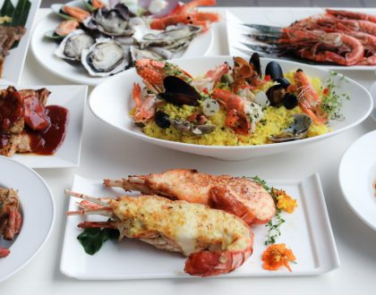 Spices Café - $45++ DFD Promo. Harvest of the Sea Buffet Dinner With Crabs, Mentaiko Lobster, Grilled Seafood