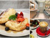 JAB Coffee Co. - $4.50 Souffle Pancakes, Affordable Breakfast Meals And Sandwiches At Raffles City Basement