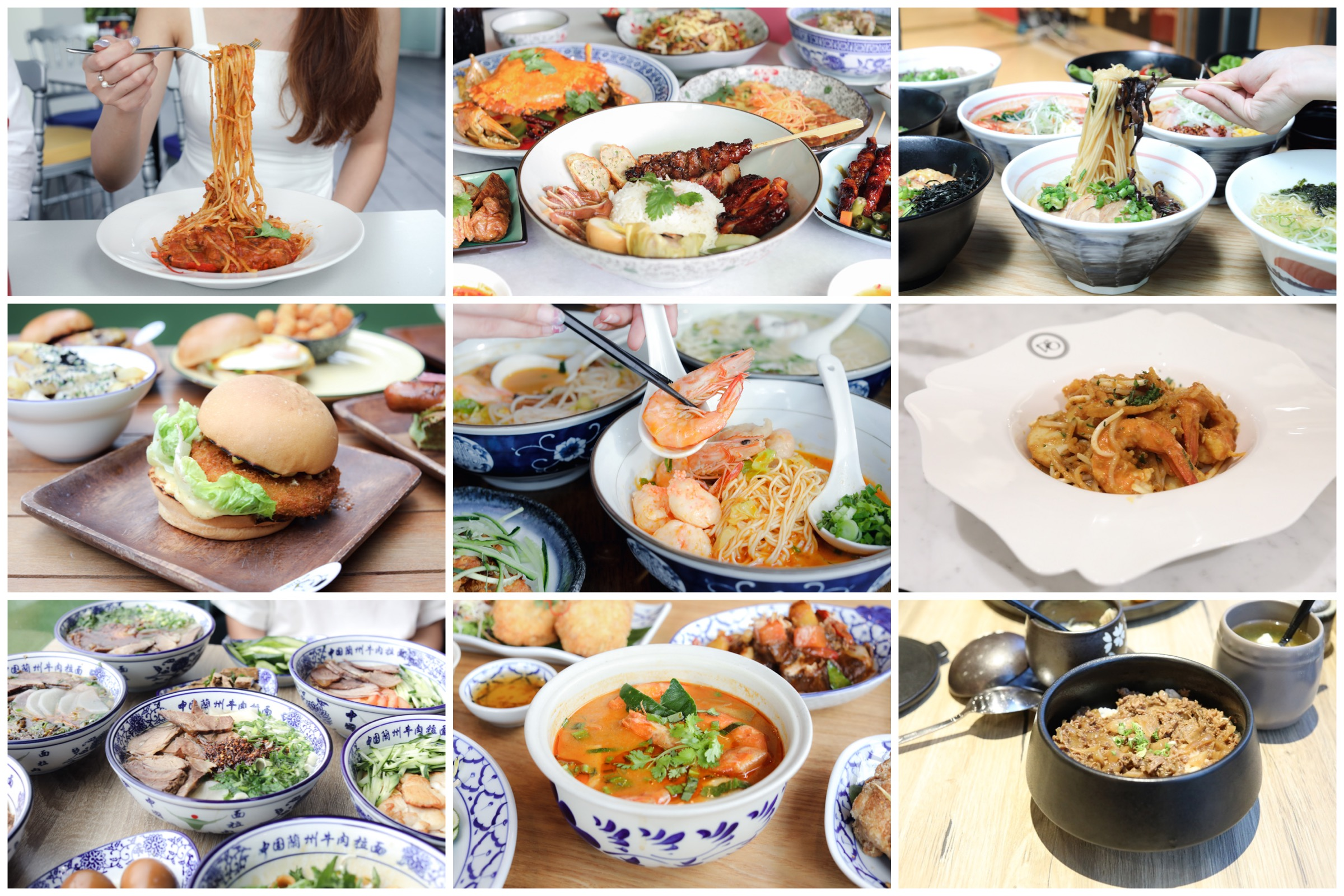 9 NEW Restaurants Singapore December 2018 - Hilltop Dining Place, Wagyu Steakhouse By Astons, Violet Oon At ION Orchard