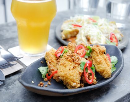 Almost Famous – Minimalist Craft Beer Bar With Tom Yum Gyoza And Chicken & Waffles Bites, At CHIJMES