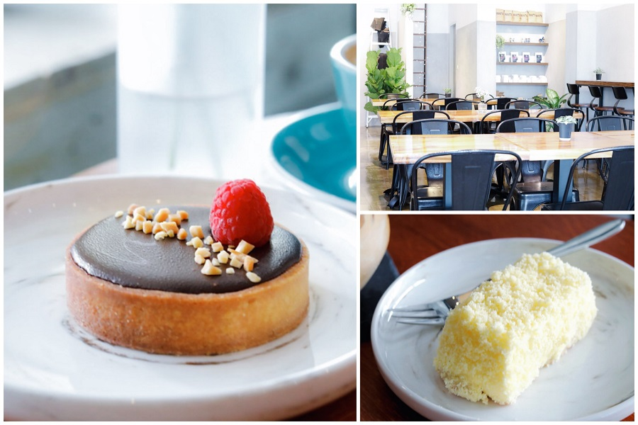 FlagWhite - Charming Cafe With Brunch And Cakes Made In-House, At Bukit Timah