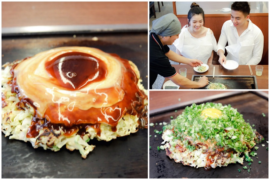 Tsuruhashi Fugetsu – Experience Osaka In Singapore With Authentic Okonomiyaki & Yakisoba, At Suntec City