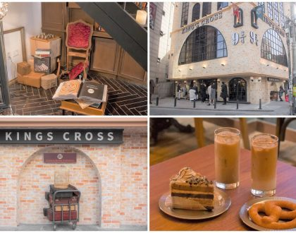 943 Kings Cross – Harry Potter Café In Hongdae Seoul. Apparate There For Your Hogwarts Cafe Experience