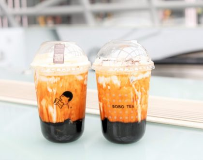 HEYTEA Clarke Quay – Alcoholic Bubble Tea And Brown Sugar Brûlée Bobo Milk