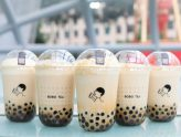 HEYTEA – NEW Brown Sugar Bobo Milk Tea. FREE Bobo Tea 15-16 Dec If You Wear Polka Dots (Limited Cups)