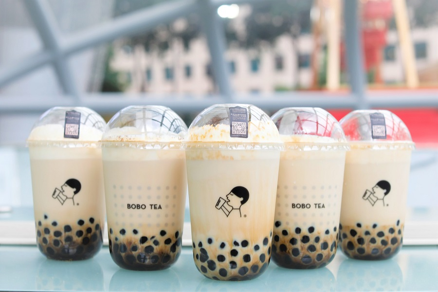 HEYTEA – NEW Brown Sugar Bobo Milk Tea. 1-For-1 12 Dec, and FREE Bobo Tea 15-16 Dec