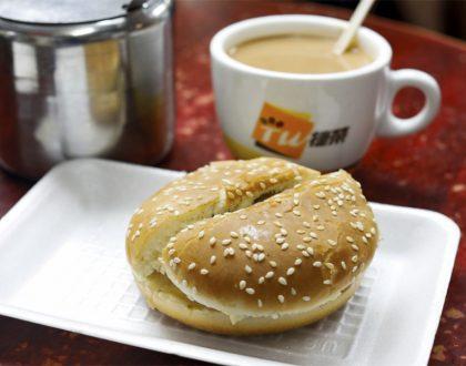 Lan Fong Yuen 蘭芳園 - Hong Kong Cha Chaan Teng Famous For HK Milk Tea And Pork Chop Buns