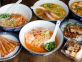 Le Shrimp Ramen – 1st Japanese Shrimp Broth La Mian In Singapore. 1-For-1 Ramen 7-9 Dec At Paragon