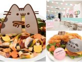 Pusheen Cafe Singapore - World's 1st Pusheen Cafe, Dedicated To This Internet Fat Cat Sensation