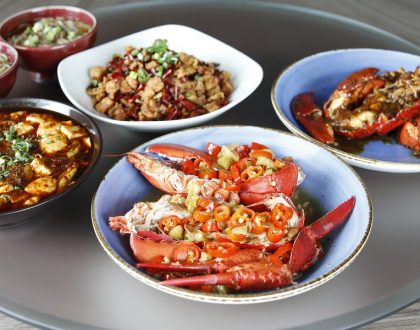 Si Chuan Dou Hua Restaurant – All-You-Can-Eat LOBSTER Buffet With Sichuan And Cantonese Dishes, At TOP of UOB Plaza