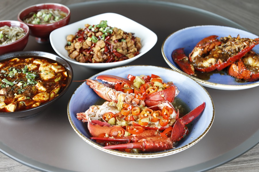 Si Chuan Dou Hua Restaurant – All-You-Can-Eat LOBSTER Buffet With
