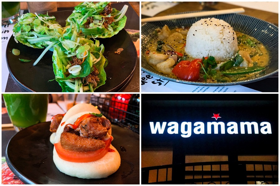 Wagamama, Birmingham – Popular Chain With Asian Cuisine Inspired By Japanese Flavours, Originated From London