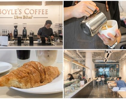 "Boyle's Coffee x Love Bites – ""Korean"" Cafe Opens In SMU Offering Grain Bowls And Nitro Cold Brews"