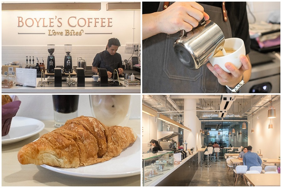 """Boyle's Coffee x Love Bites – """"Korean"""" Cafe Opens In SMU Offering Grain Bowls And Nitro Cold Brews"""