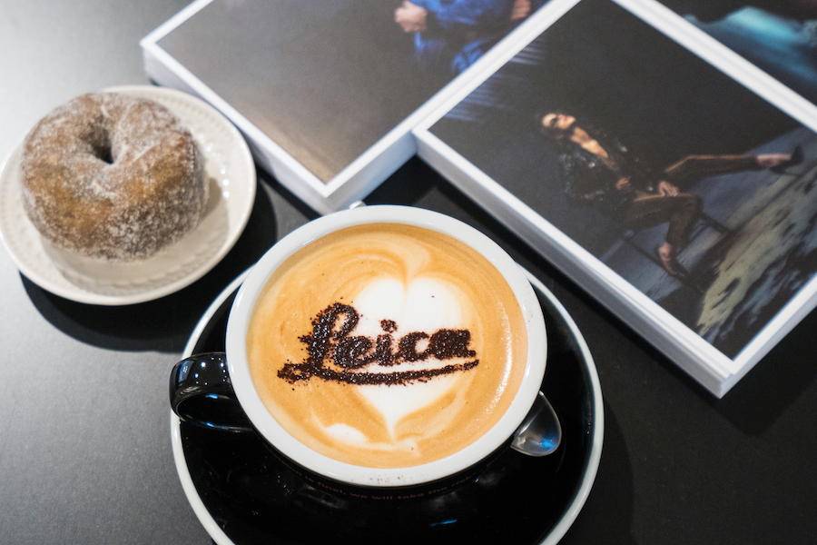 "Cafe Leitz Singapore - ""Photography Cafe"" By Camera Brand Leica, At Raffles Hotel"