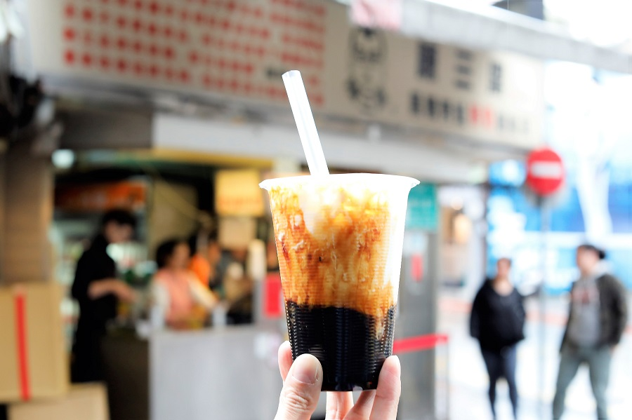 Chen San Ding 陳三鼎青蛙鮮奶 – Best Brown Sugar Bubble Milk In Taipei, Near Gongguan Night Market