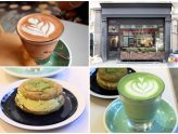 Curators Coffee Gallery - London Cafe With Specialty Coffee And Delicious Matcha Chocolate Cookie, At Oxford Circus