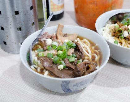 "Jian Hong Beef Noodles 建宏牛肉麵 – ""Michelin"" Taiwanese Beef Noodles At SGD4, Opens 24/7 Near Ximending Taipei"