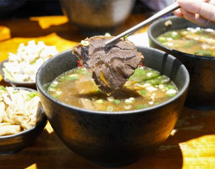 Lin Dong Fang Beef Noodles 林東芳牛肉麵 – Perhaps The Best Taiwanese Beef Noodles In Taipei, With Flavourful Soup & Tender Beef